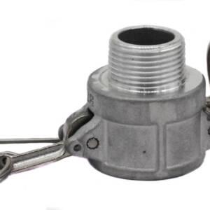 Camlock B aluminium